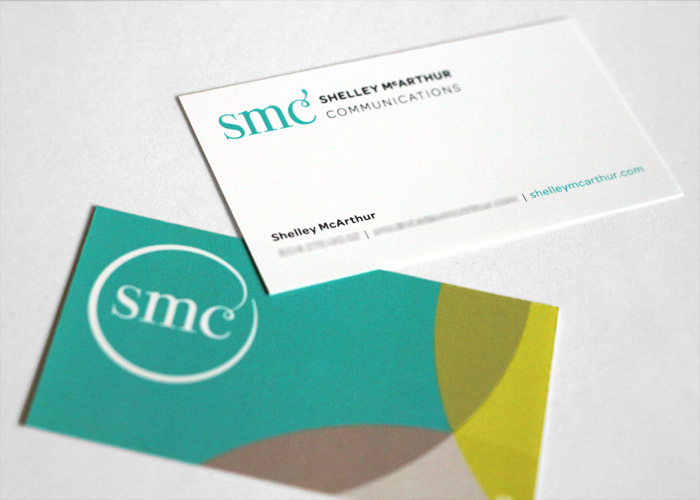 SMC business card